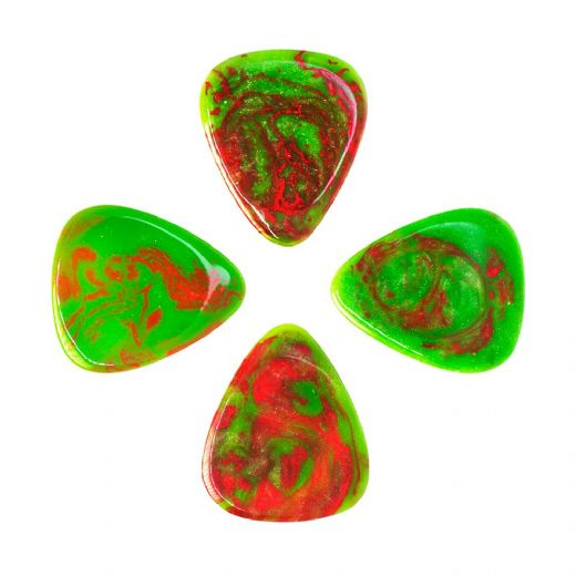 Resin Tones Life on Mars 4 Guitar Picks